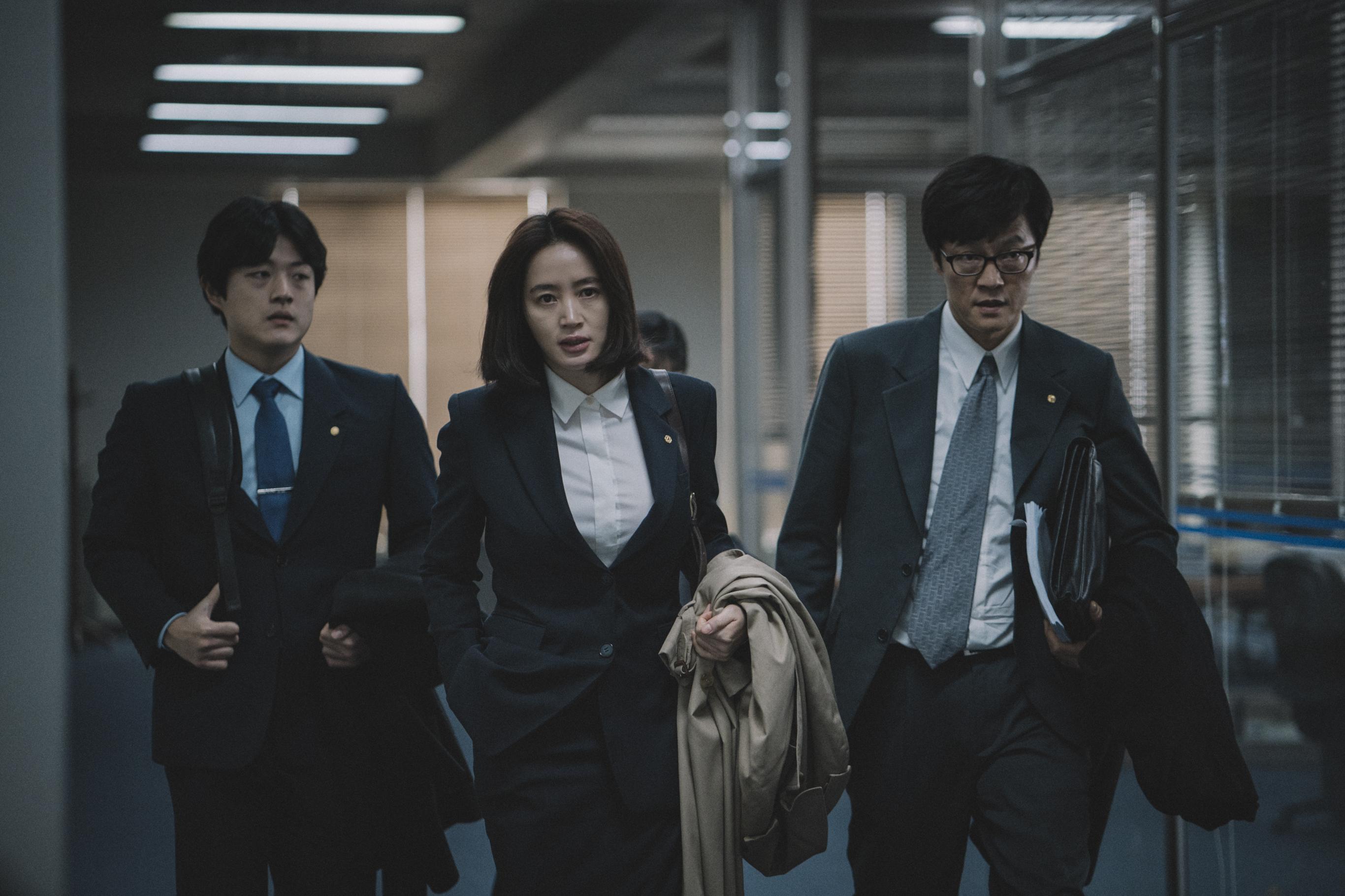 [애프터스크리닝] '국가부도의 날' 한국 영화에 없던 새 장르 만들며 안겨주는 깊은 울림 ★★★★
