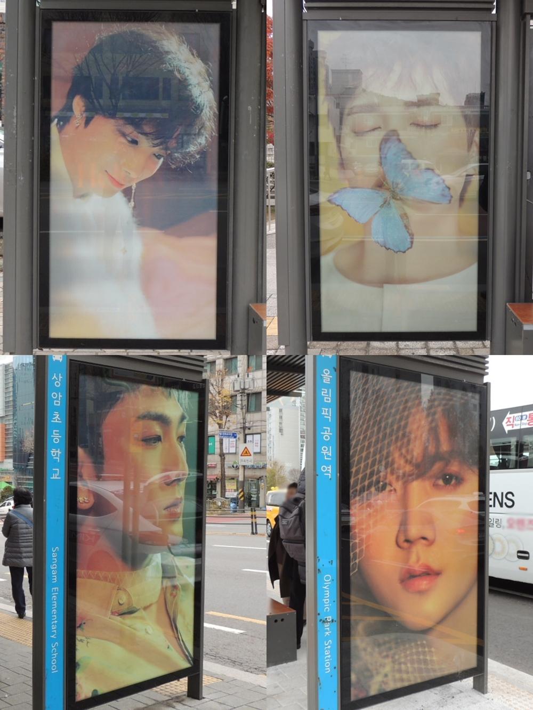 '컴백 D-1' 뉴이스트 W, 팬과의 추억의 장소서 오프라인 프로모션 진행