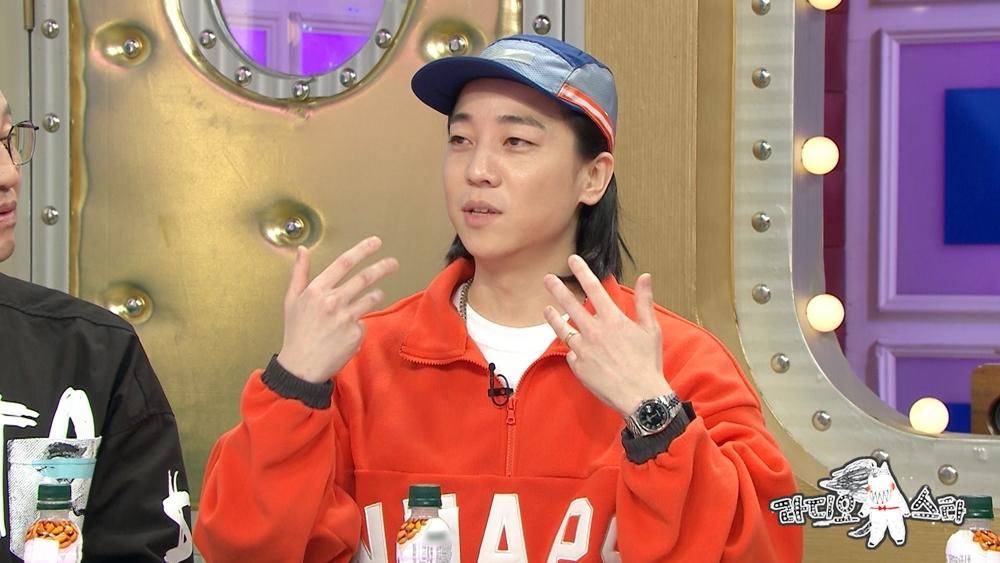 """'라디오스타' 넉살, """"'쇼미6' 출연 앞두고 '새신랑 주사' 맞았다"""" 폭탄 고백"""