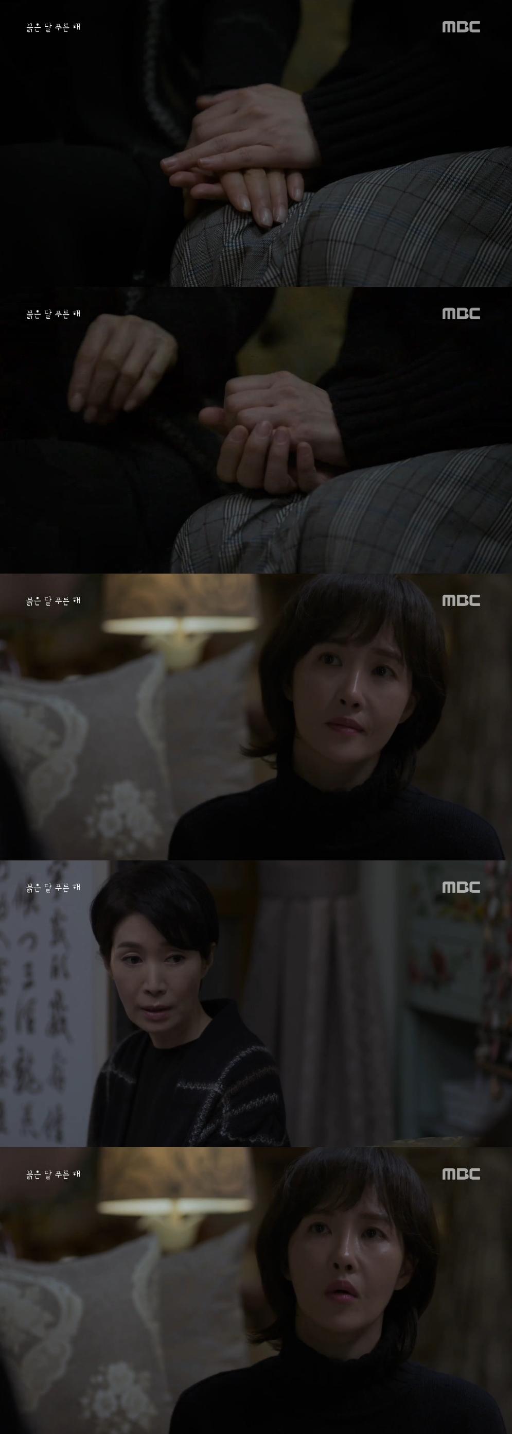 '붉은 달 푸른 해' 김선아, 녹색소녀 기억 떠올렸다! 자체 최고 시청률 경신