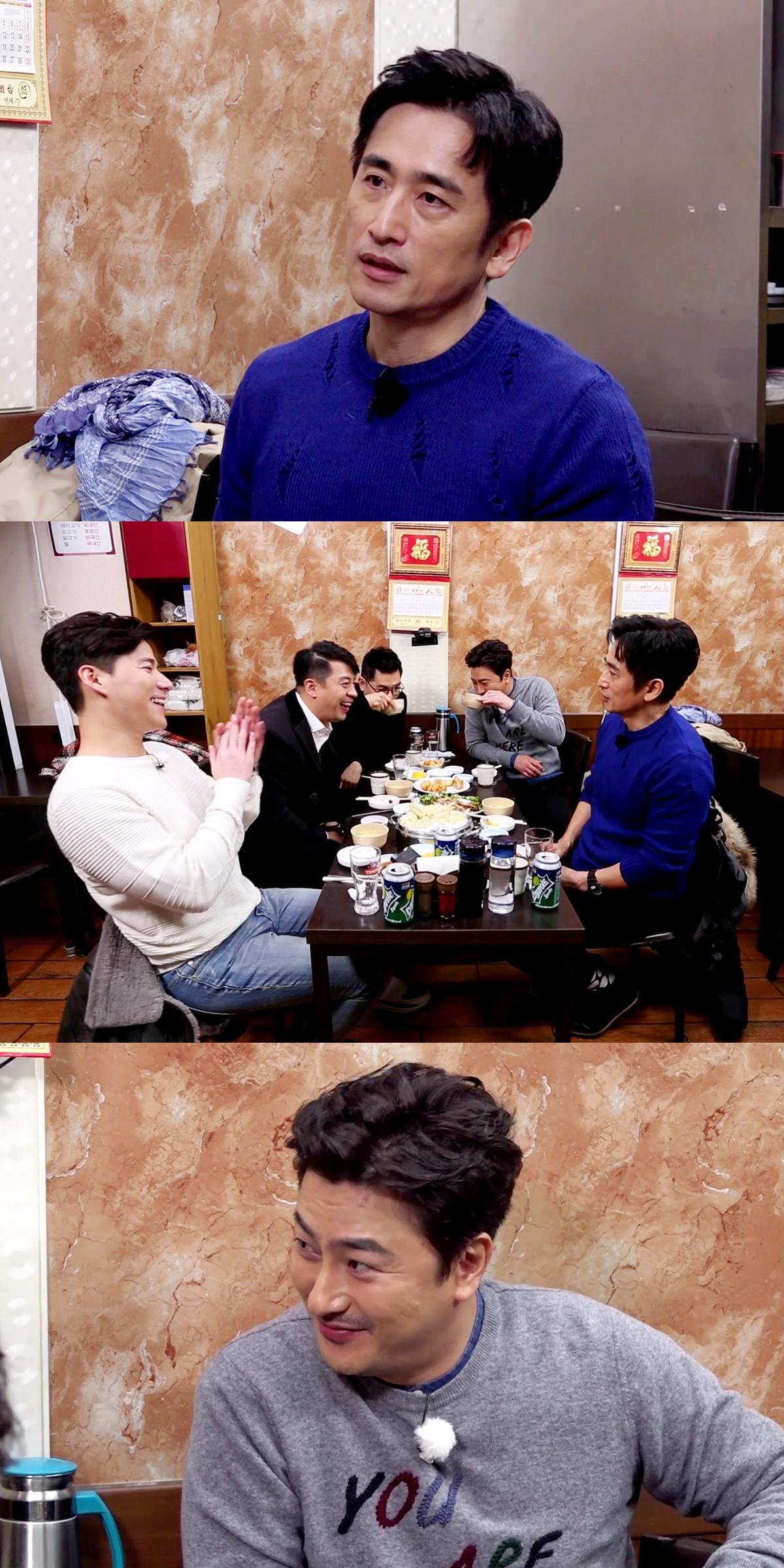 '궁민남편' 차인표, 굴욕 에피소드 공개... 첫 데뷔작-첫 역할이 괴물이었다?