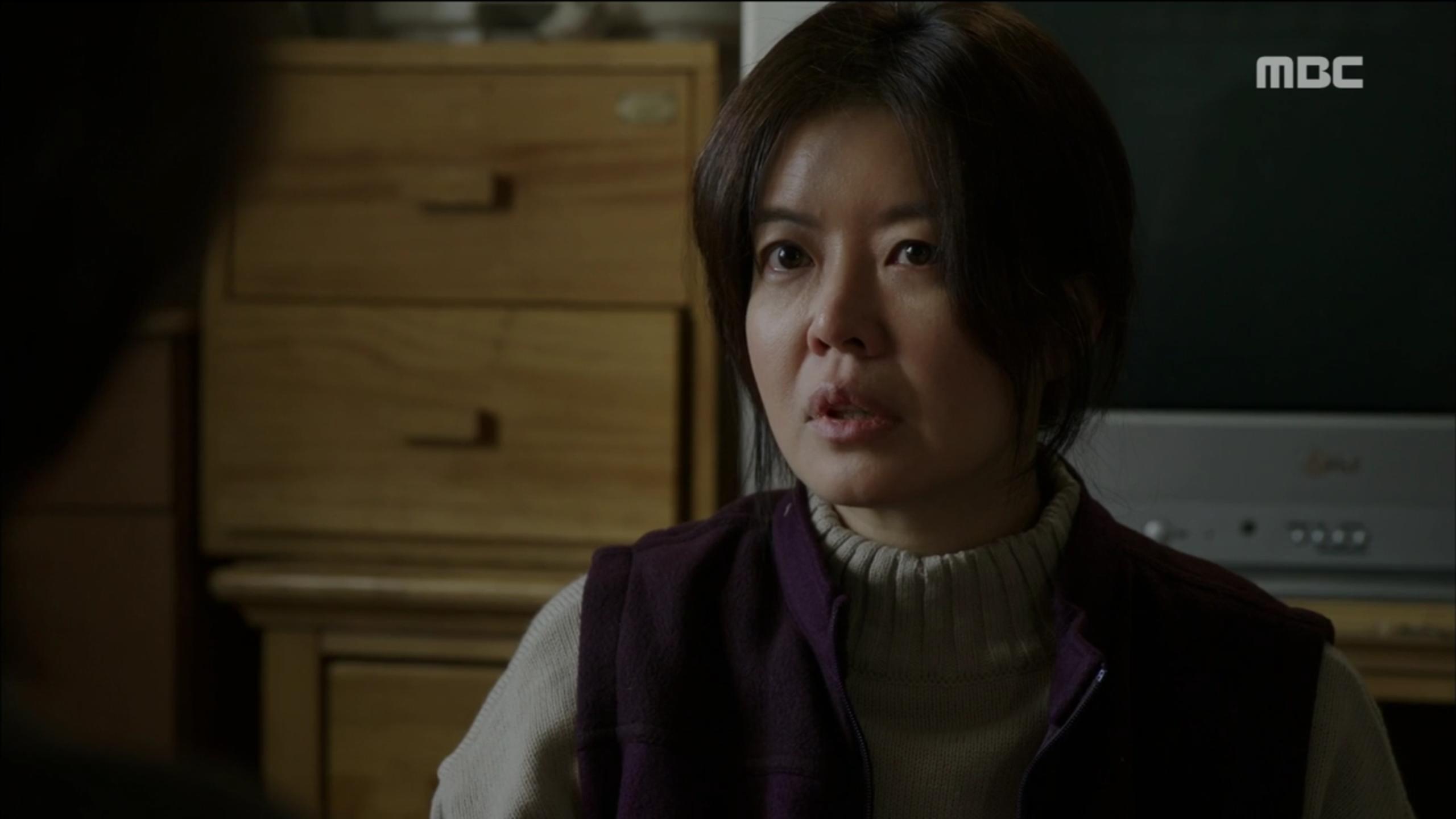 """'붉은 달 푸른 해' """"선생님이 붉은 울음이잖아요"""" 김여진, 김선아 범인 지목? '충격'"""