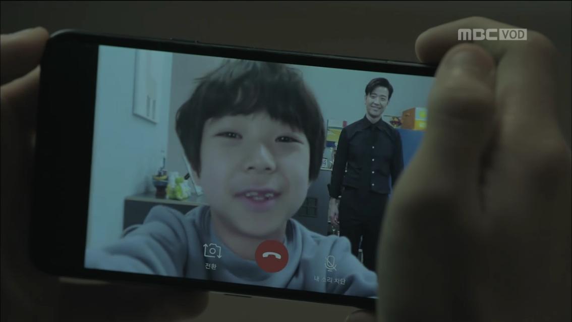 """'신과의 약속' """"아빠...?"""" 왕석현, 배수빈 정체 알았다!"""