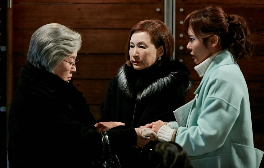 """'내 사랑 치유기' """"...치유야!"""" 소유진-반효정, 33년 만에 '맞잡은 두 손'... 가족 상봉 예고"""