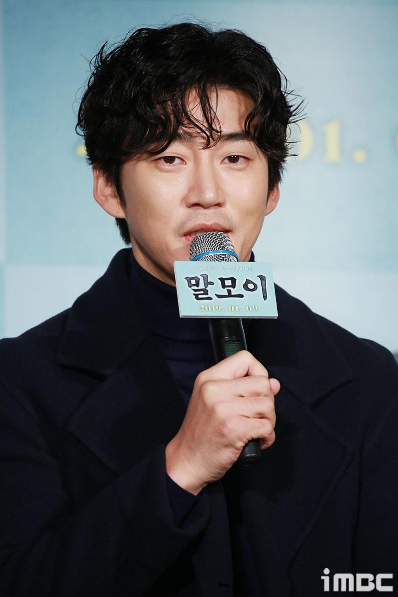 """'말모이' 윤계상 """"감독님의 고집이 대단했는데, 영화를 보고 나니 이해가 되더라"""""""