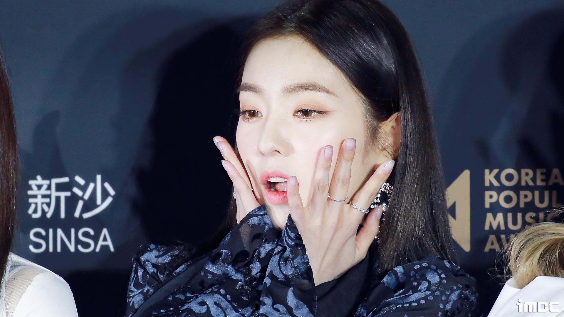 [M픽] 레드벨벳 아이린, 차분하게 빛나는 별박은 눈동자