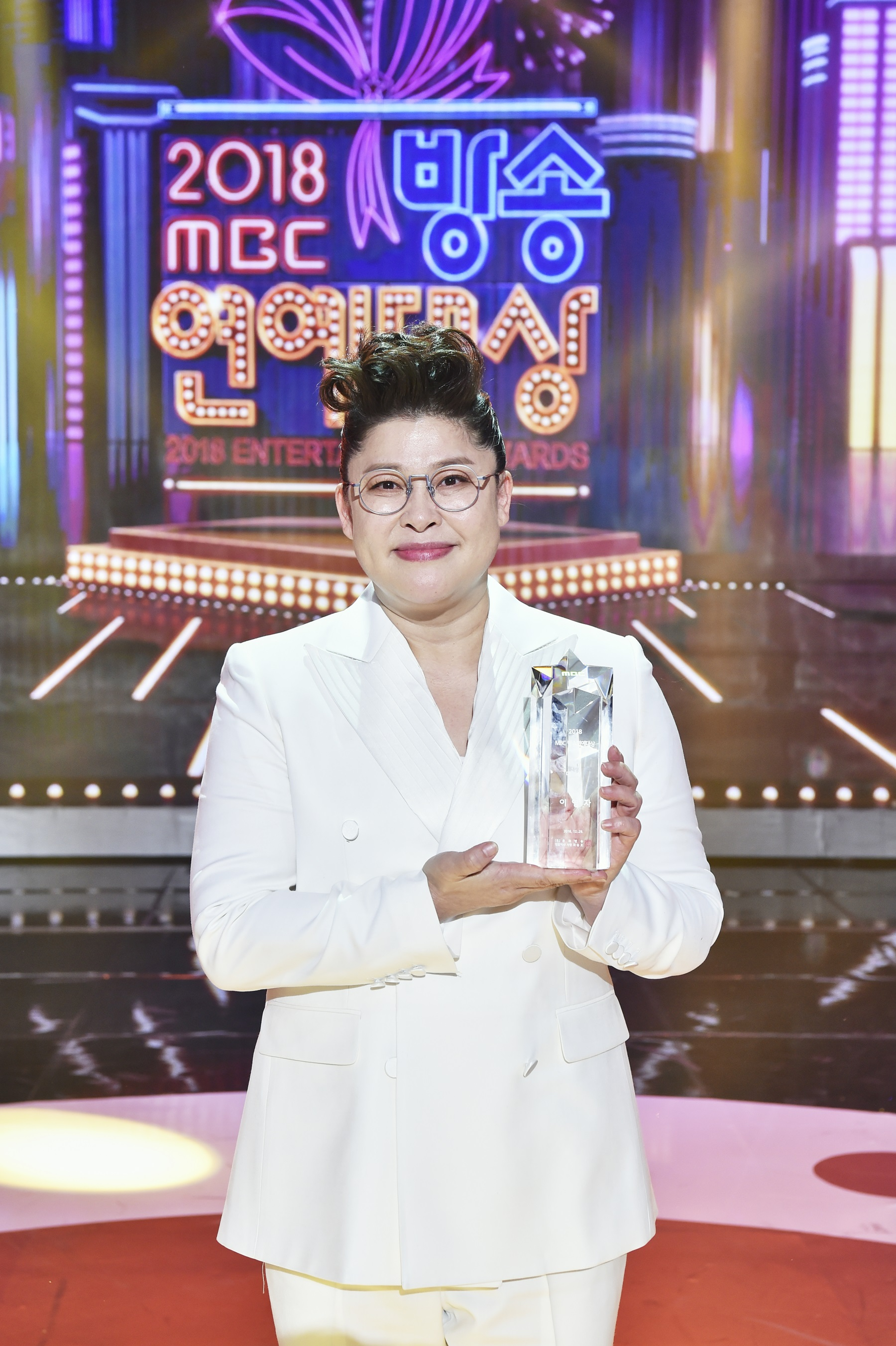 이영자, 1월 예능 방송인 브랜드평판 1위! #대상 #매니저 #전성기