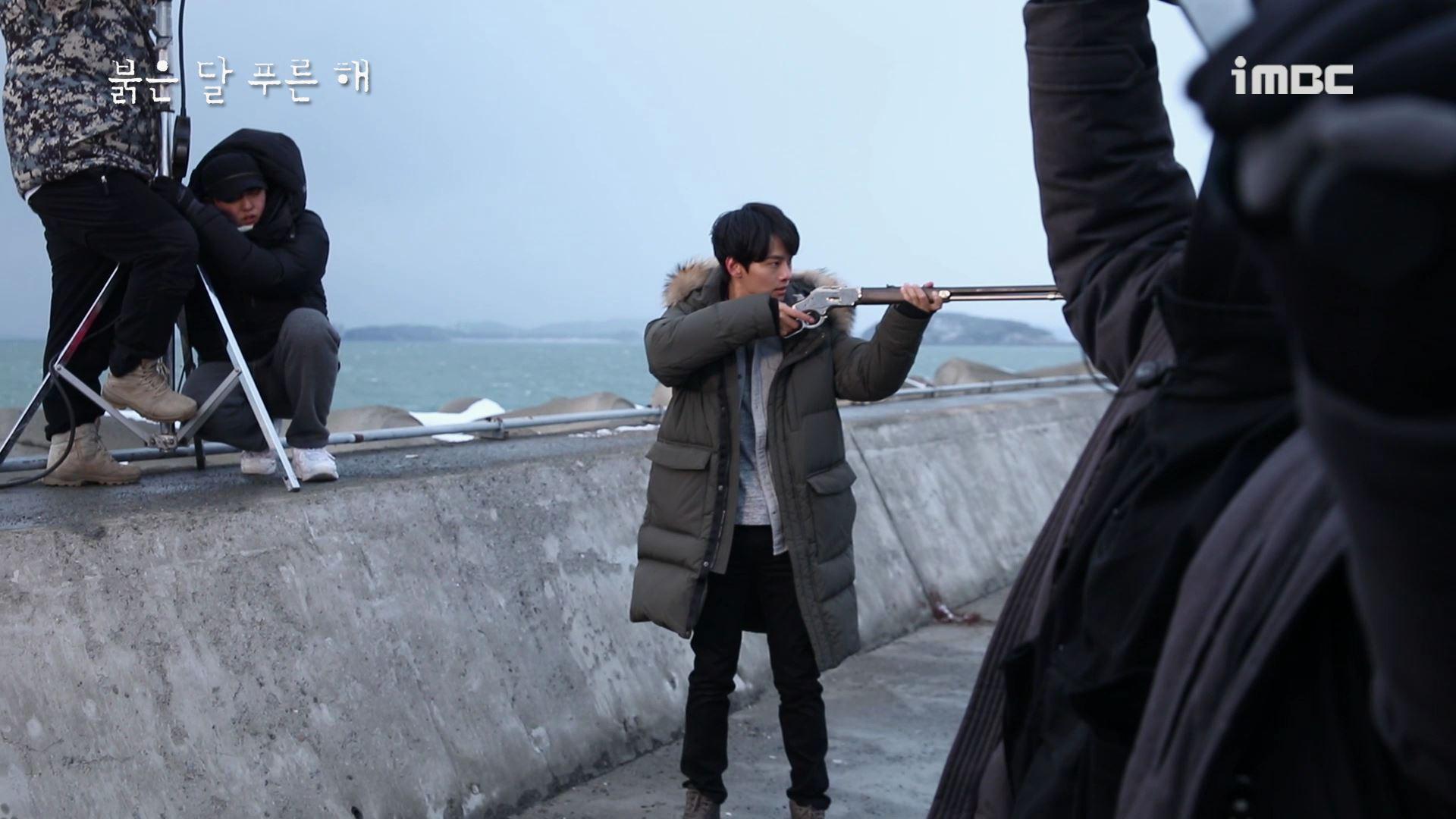 """[끝터뷰] '붉은 달 푸른 해' 차학연, """"마음 아팠고, 진심으로 연기했다"""" 마지막 인사"""
