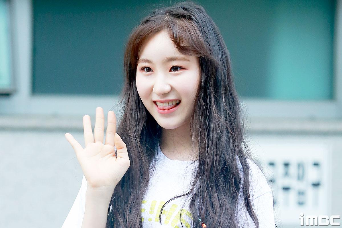 [HAPPY B하인드] 1월 11일 오늘의 아이돌은? 아이즈원(IZ*ONE) '이채연'