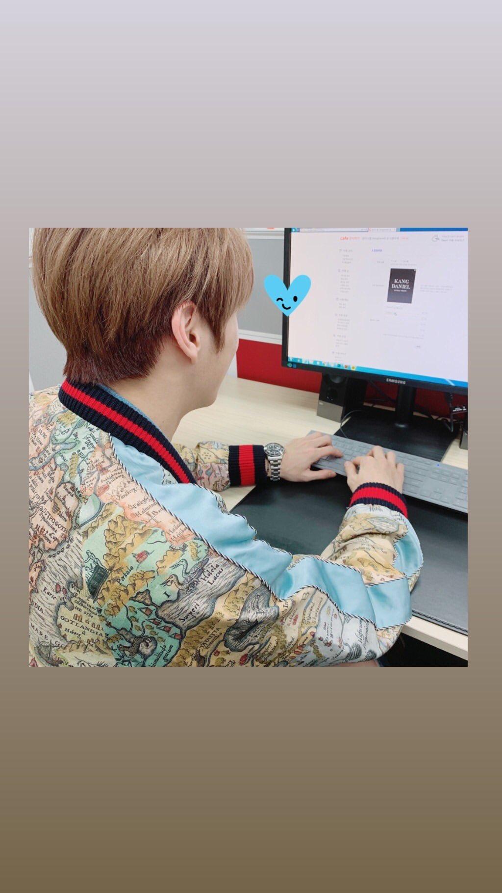 """강다니엘 """"4월에 봐요""""…공식 팬카페 개설에 이어 역대급 솔로 데뷔 예고"""