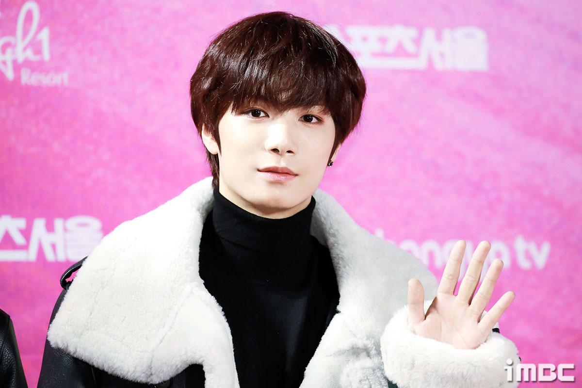 뉴이스트 JR, '춤신춤왕 아이돌' 팬 투표 1위! '메인댄서의 위엄'
