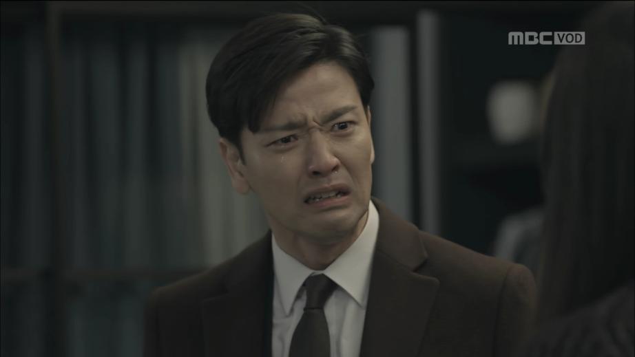 """'신과의 약속' 오윤아 악행에 배수빈 울분 """"날 죄인 만들었어!"""""""