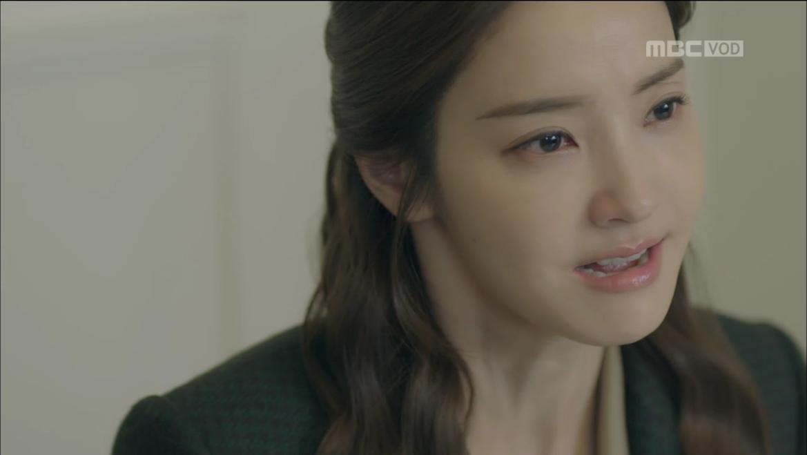 """'신과의 약속' 한채영, 오윤아에 선전포고! """"내 자식 일 입에 담지 마!"""""""