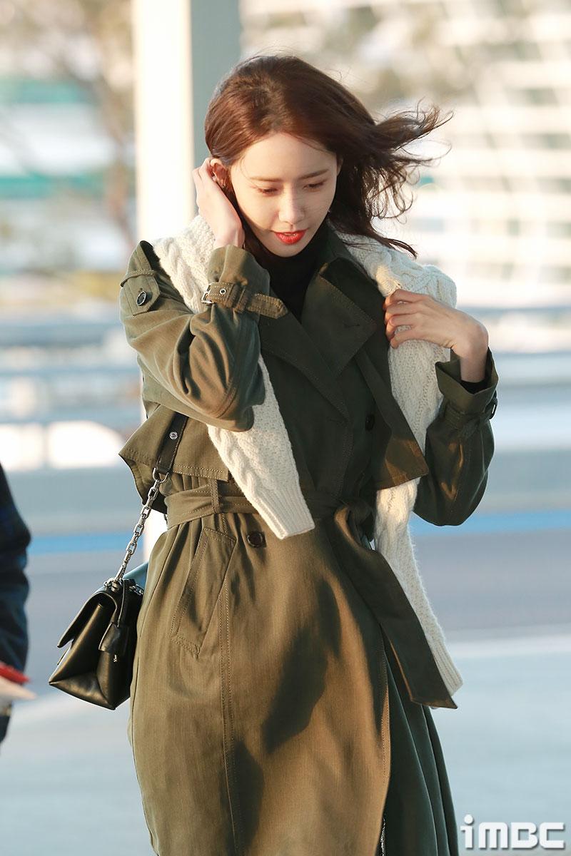 [포토] 윤아, 화보의 한 장면 같은 그녀
