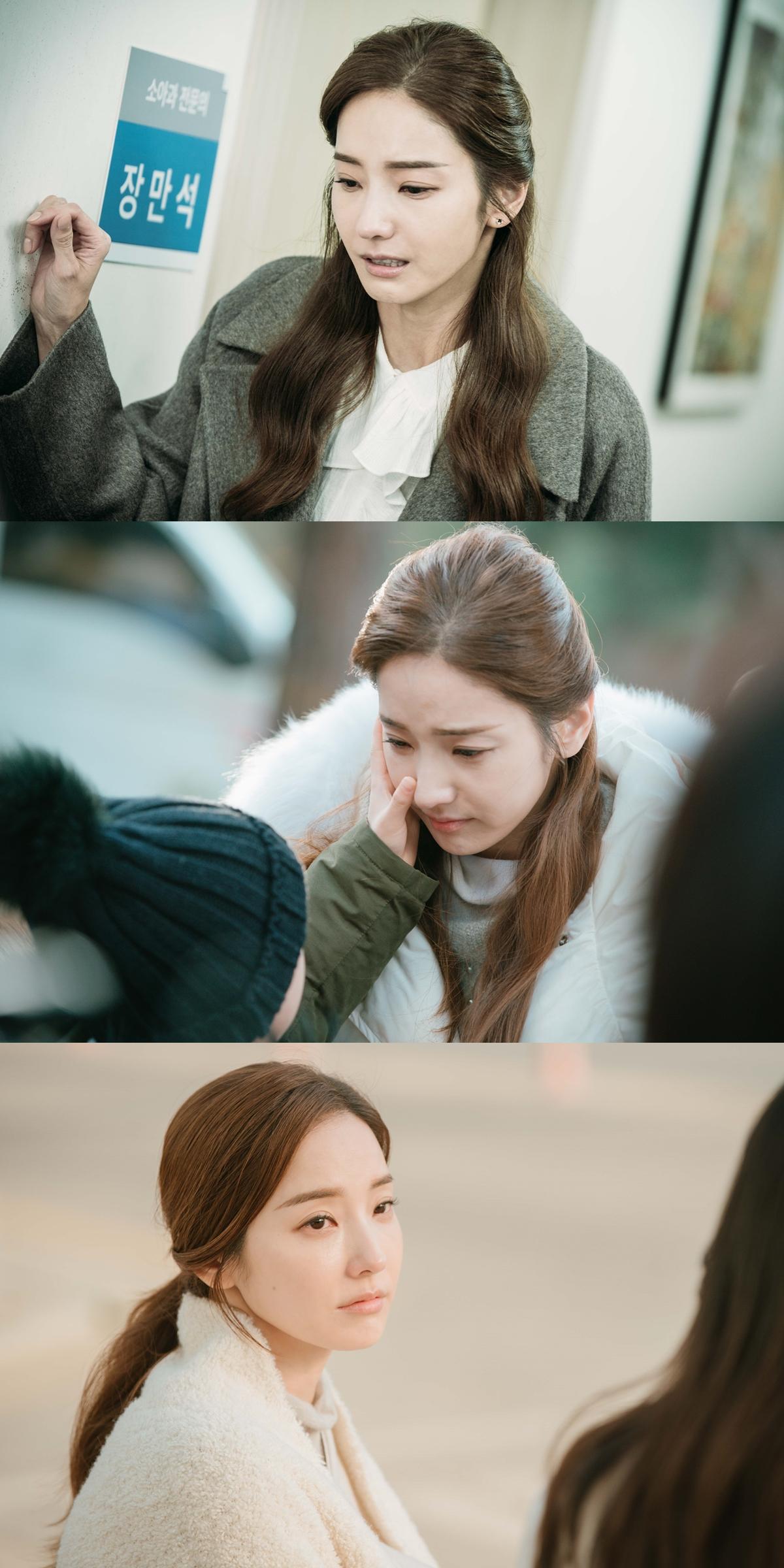 '신과의 약속' 한채영이 보여주는 뜨거운 모성애, 그녀의 눈물 BEST 3은?