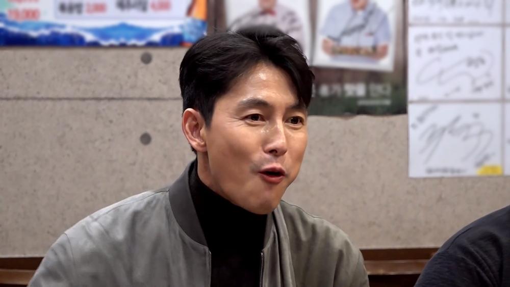 '전지적 참견 시점' 정우성, 이영자 '먹바타'로 변신! '먹스킬' 스캔 현장 포착