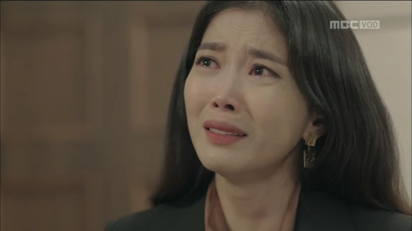 """'신과의 약속' 오윤아의 구슬픈 외침, """"나도 엄마야!"""""""