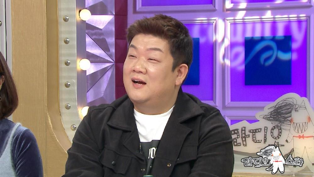 """'라디오스타' 유민상, '먹방'과 '굶방' 사이 """"먹어도 돈 벌고 굶어도 돈 번다"""""""