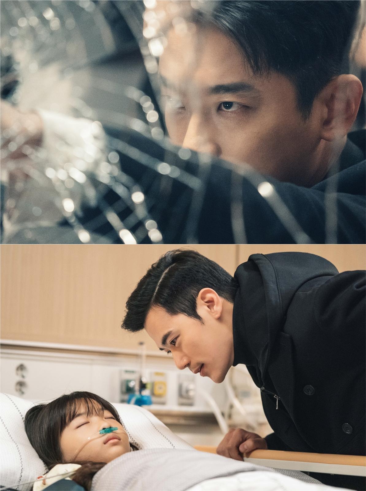 '아이템' 김강우, 식물인간 된 신린아 병실 찾아간다…주지훈 분노 폭발