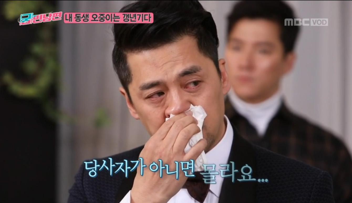 """[TV톡] 김구라에 이어 권오중까지 """"TV는 갱년기를 싣고"""""""