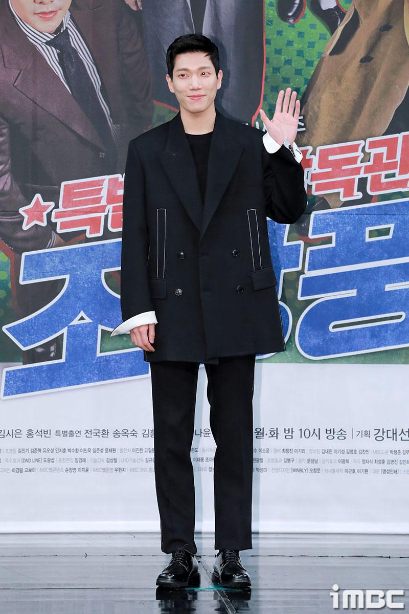 [포토] '특별근로감독관 조장풍' 김경남, 훈훈한 올 블랙