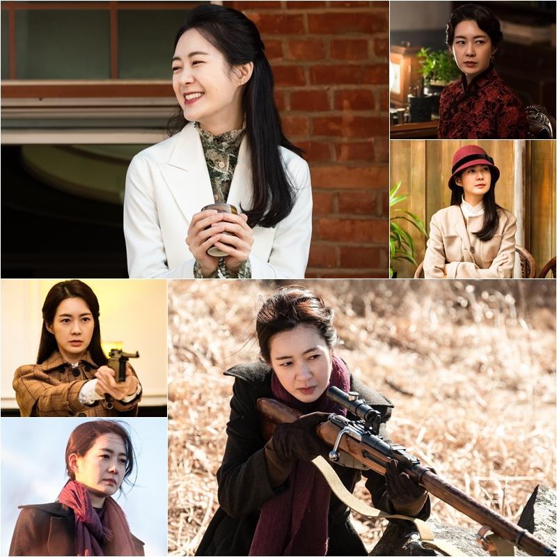 '이몽' 이요원, 독립군 밀정 이영진 완벽 변신…인생 캐릭터 경신 예고