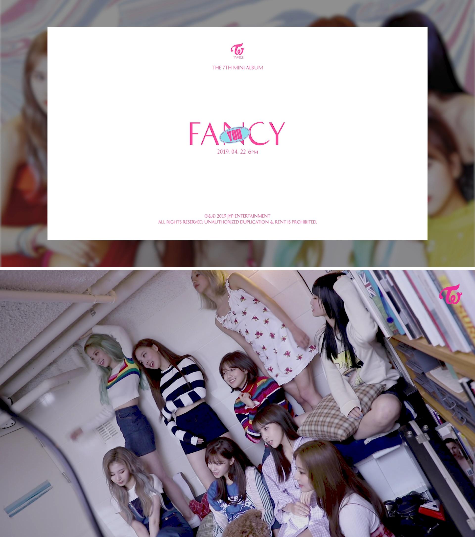 트와이스 새 앨범 'FANCY YOU' #파격 #과감