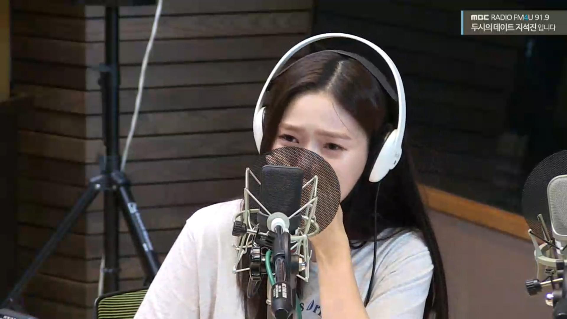 """'두데' 오마이걸 미미, """"리더 역할 잘해줘서 고마워"""" 효정 '눈물'"""
