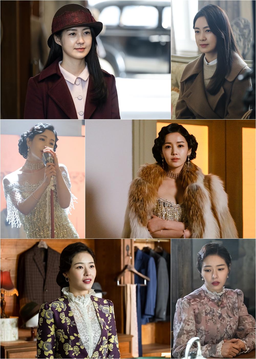'이몽' 이요원-남규리-박하나, 독립 걸크러시 3인방의 3인 3색 매력
