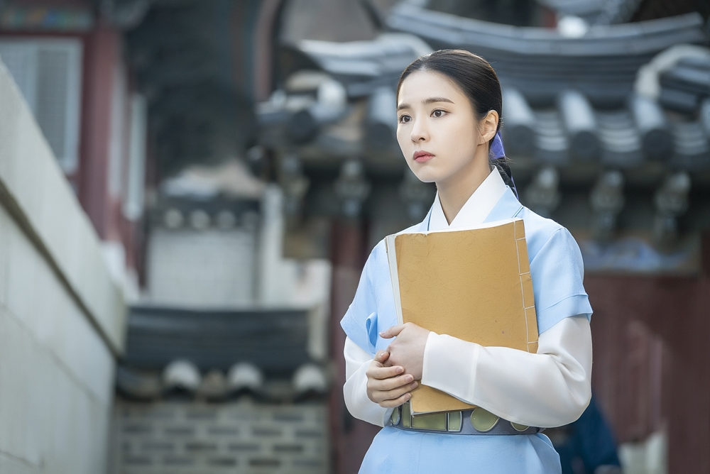 '신입사관 구해령' 신세경, 조선 첫 여사(女史) 출격 나선다 '시선 집중'