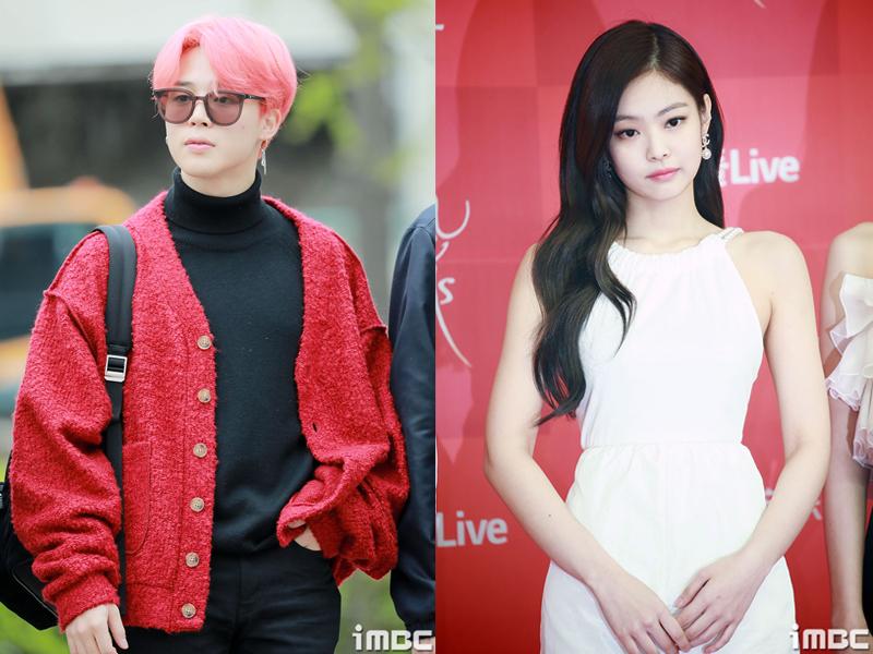 방탄소년단 지민-블랙핑크 제니, 6월 브랜드평판 男女 1위! '6개월 연속 아이돌 NO.1'