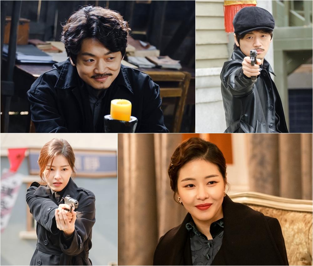 '이몽' 의열단원 조복래-박하나의 일당백 특급활약 이미지-1