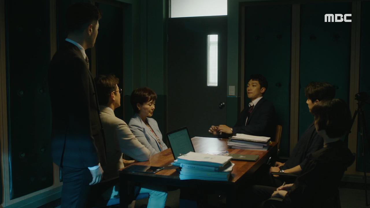 '웰컴2라이프' '황당한 소설' 쓰는 정지훈 - 한상진 '뜨끔'