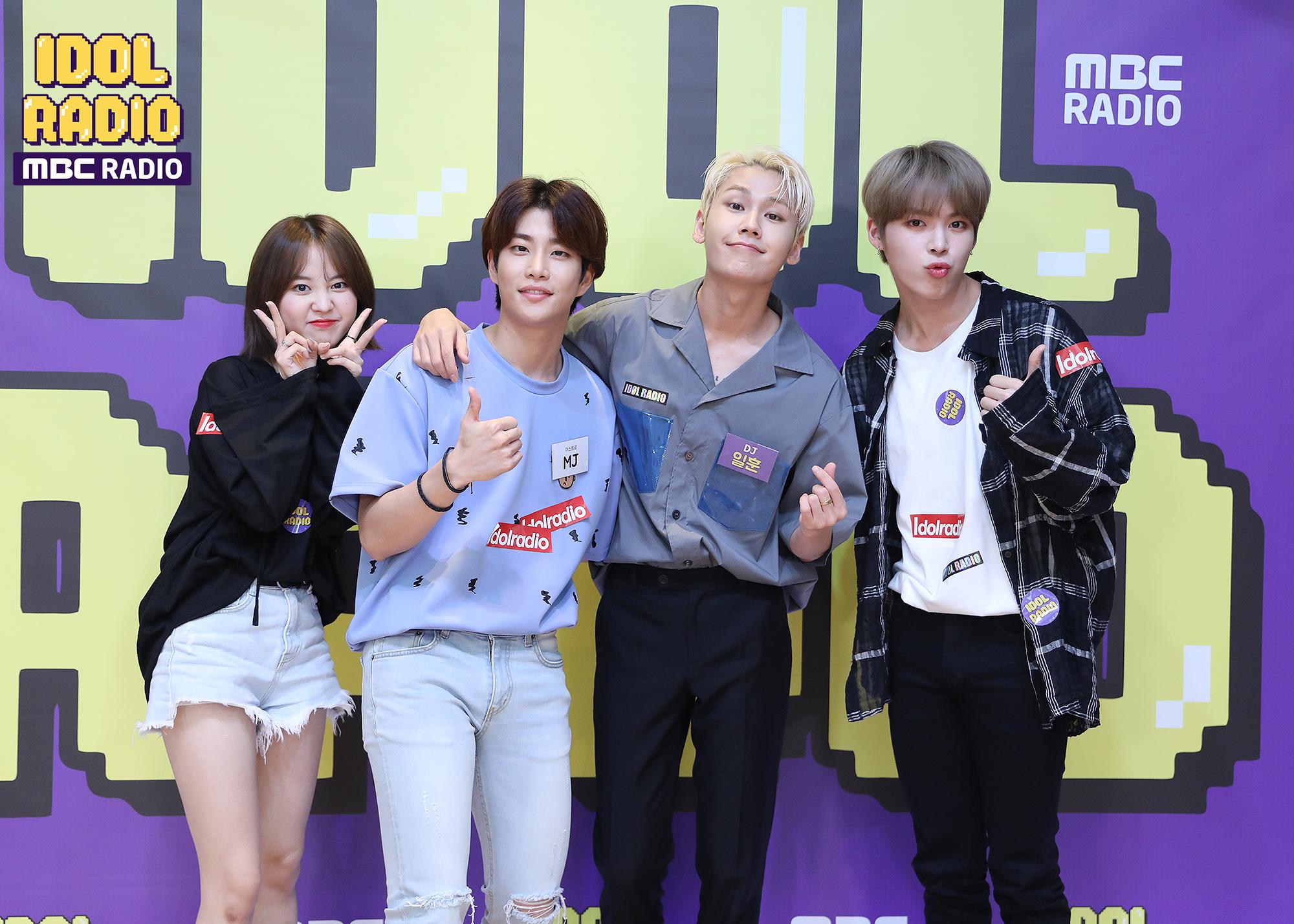 '아이돌 라디오' NC.A-아스트로 MJ-베리베리 연호, 뛰어난 가창력+남다른 흥 발산