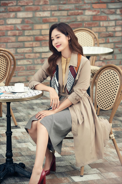성유리, '캠핑클럽' 막내美 벗고 가을여인으로 변신!