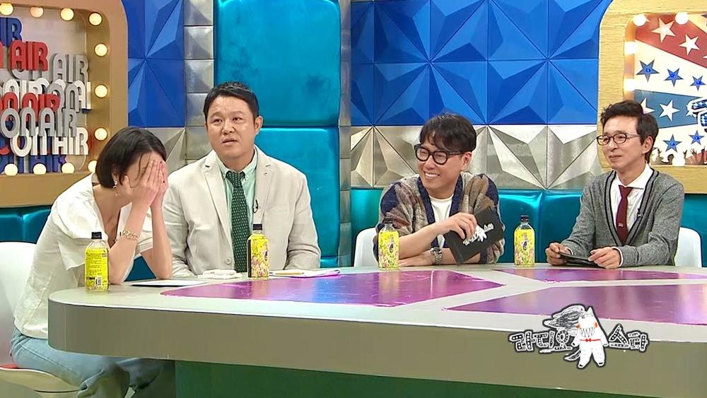 '라디오스타' 안영미, 윤종신 마지막 방송에 눈물 왈칵!