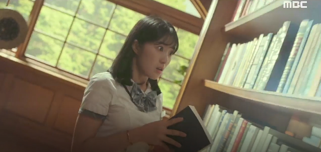 [TV톡] '어쩌다 발견한 하루' 김혜윤이 펼쳐낸 웹툰보다 더 웹툰같은 신개념 판타지