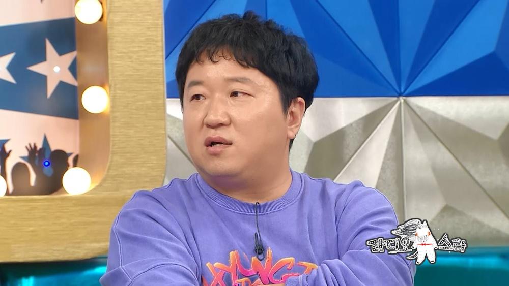 """'라디오스타' 정형돈, 작가 향한 무한애정 """"연예인들만 꿀인 세상은 지났다!"""" 폭소"""
