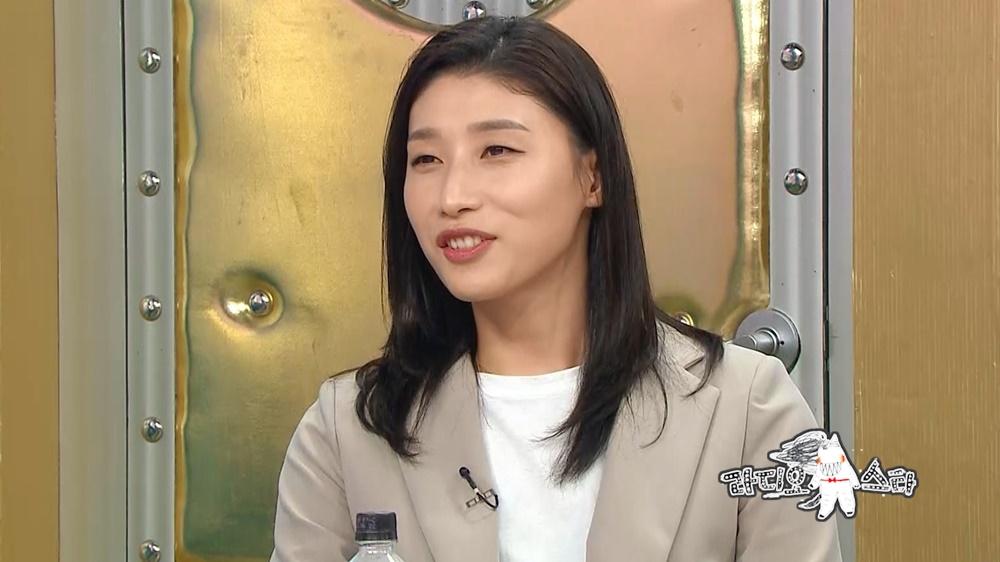 '라디오스타' 김연경, 日 브랜드 로고도 가려버린 남다른 '나라 사랑' 고백