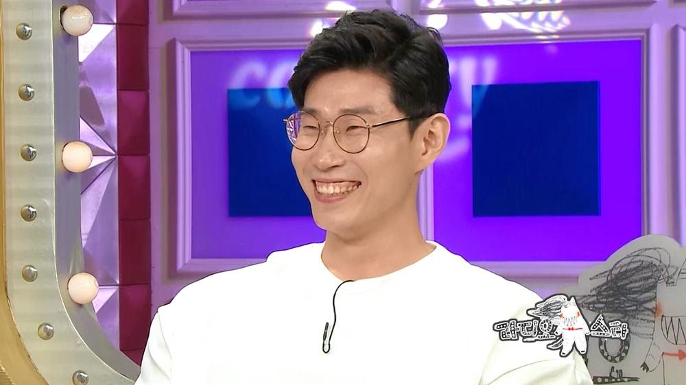 '라디오스타' 오세근, 신개념 '로우 텐션' 캐릭터로 등장! '학교 선배' 김구라 과거 폭로