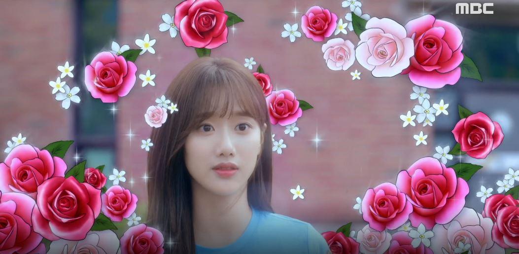 '어쩌다 발견한 하루' 정건주, 이나은 꽃배경에 당황··· '서브남' 운명 깨달았다!