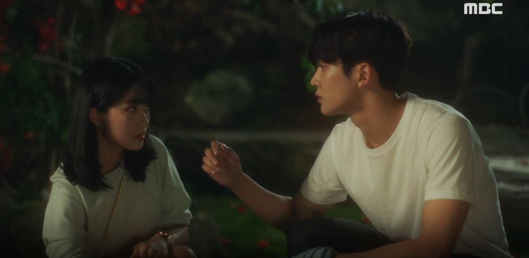 """'어쩌다 발견한 하루' 김혜윤, 로운 향해 """"네 덕분에 내 하루가 변할 것 같아"""" 고백"""