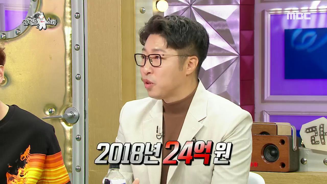 """1인 크리에이터 대도서관, 수입 공개 """"2017년 17억→2019년 7월 20억 돌파"""""""