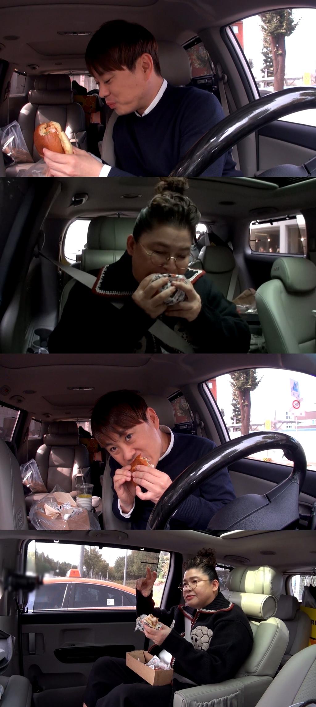 '전참시' 이영자, '독서의 계절' 맞이(?) 음식 맛 책 비유! 역시 '먹교수'