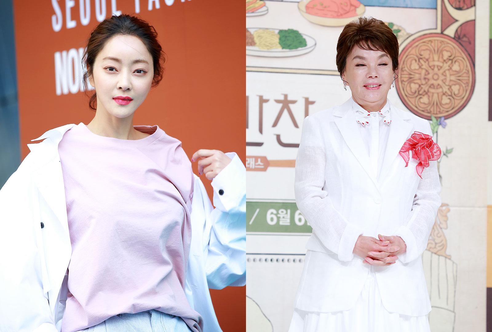 서효림·김수미 아들 정명호, 열애→임신+결혼 '속전속결' [종합]
