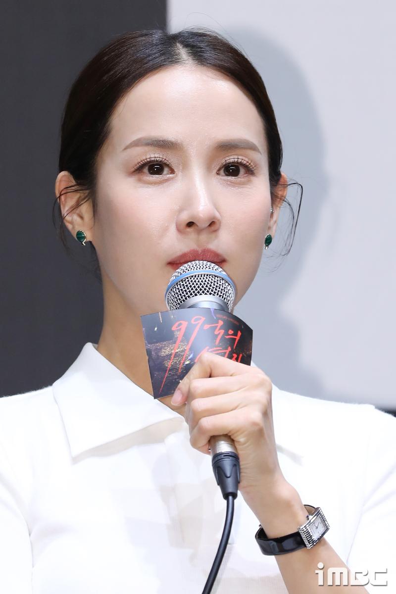 """'99억의 여자' 조여정 """"여우주연상은 연기를 하는 과정에 힘을 내라고 주신 상이라 생각"""""""