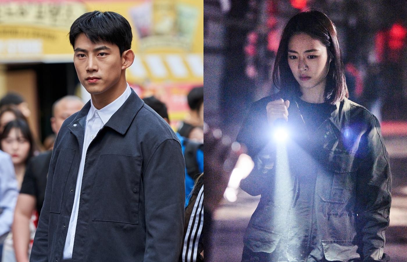 '더 게임' 옥택연X이연희, '2019 MBC 연기대상' 시상자 참석