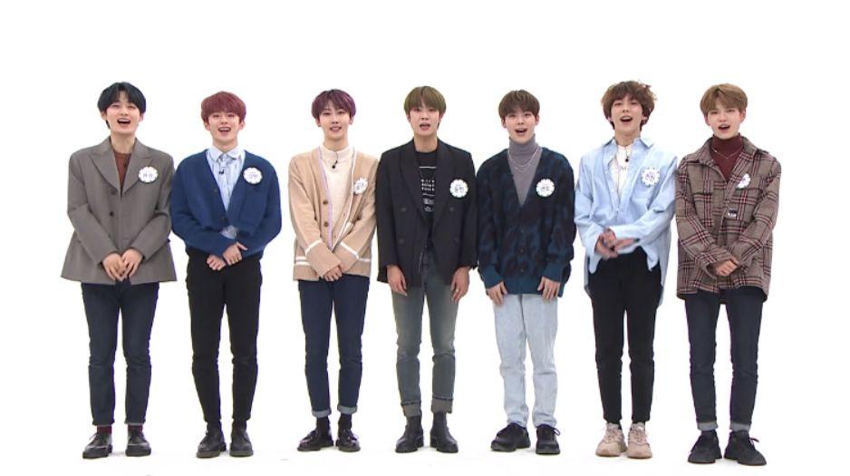 '주간아이돌' 베리베리, 숨겨진 예능감 폭발! 7人7色 매력 대방출