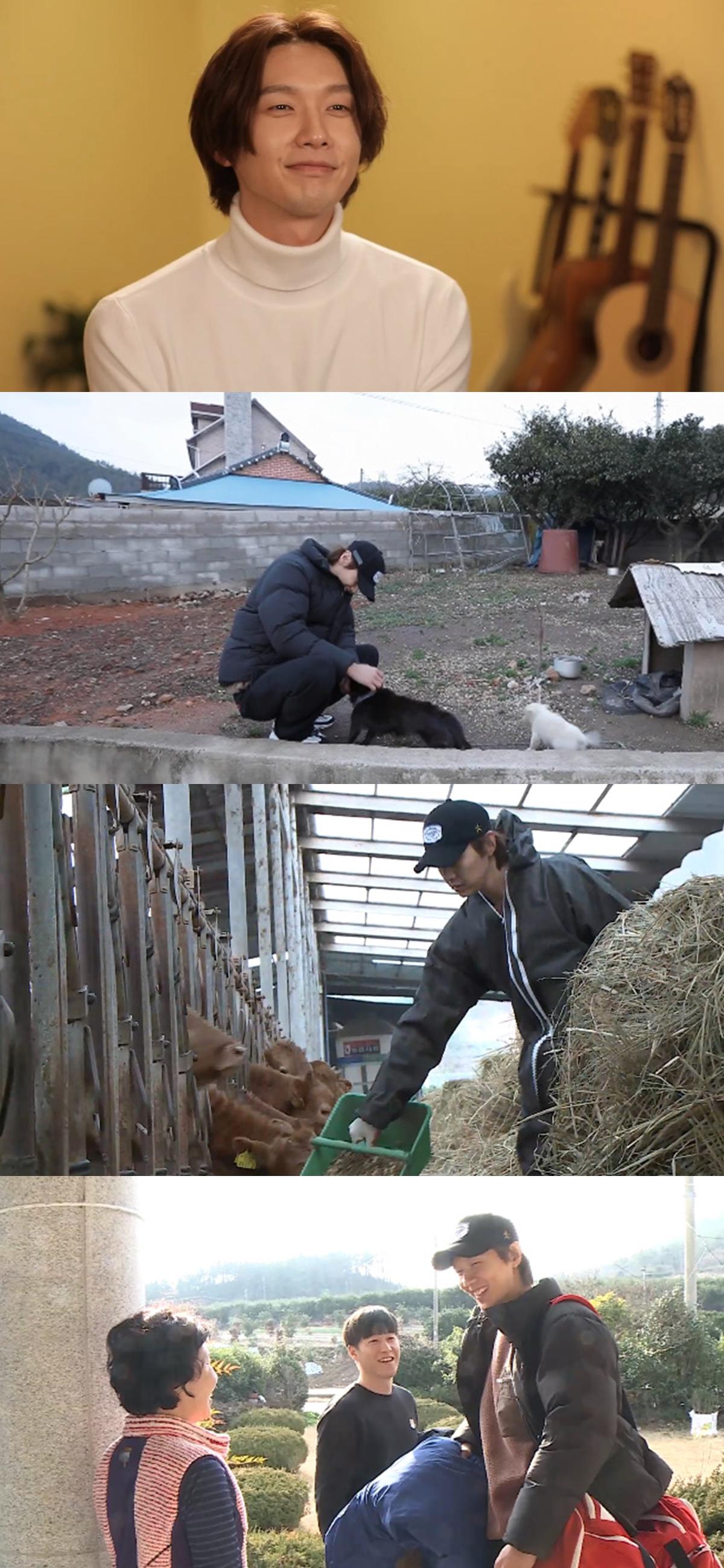 '나 혼자 산다' '원조 연하남' 지현우, 알고보니 한우의 요정(?) '지현牛'의 탄생!