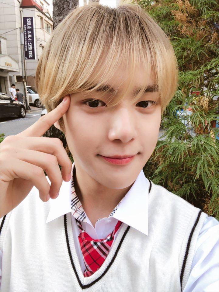 몬스타엑스 민혁, K-POP 팬들이 뽑은 '스파이더맨' 가상 캐스팅 1위
